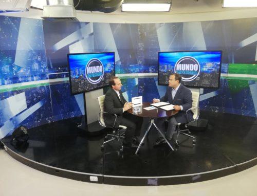 Entrevista en Canal N – Programa Mundo Empresarial